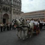 sfilta in Ferrara